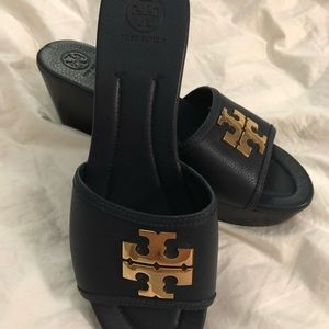 Tory Burch Wedges- Size 10